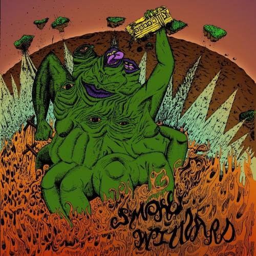 Smoke Wizzzard - Smoke Wizzzard (2017)