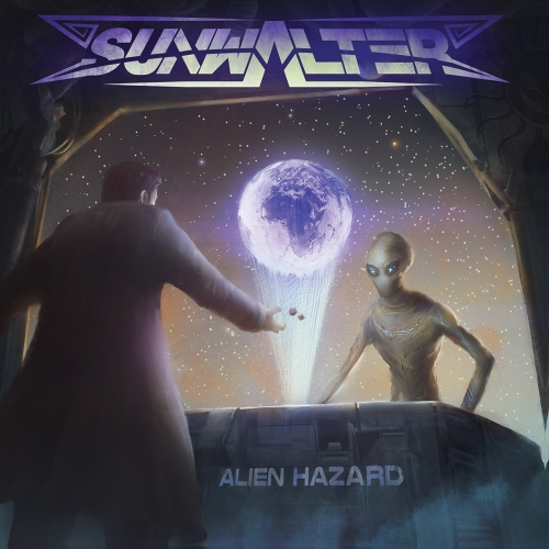 Sunwalter - Alien Hazard (2017)
