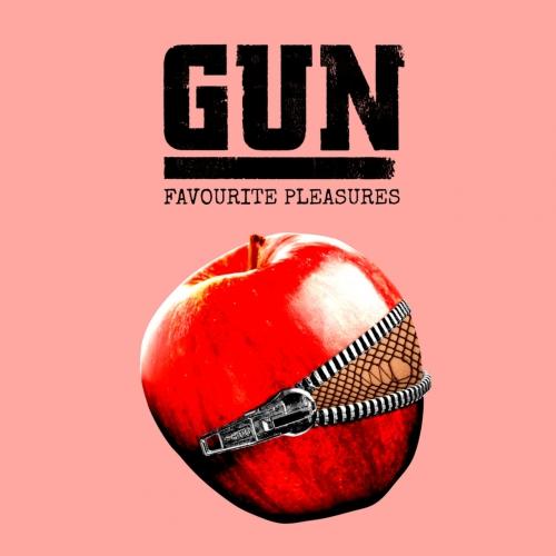 Gun - Favourite Pleasures (Deluxe Digipak Edition) (2017)