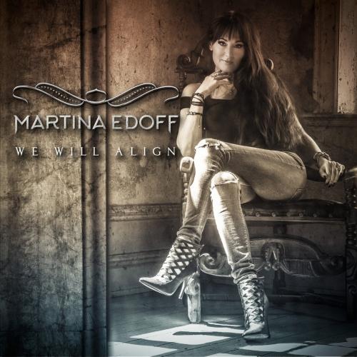 Martina Edoff - We Will Align (2017)