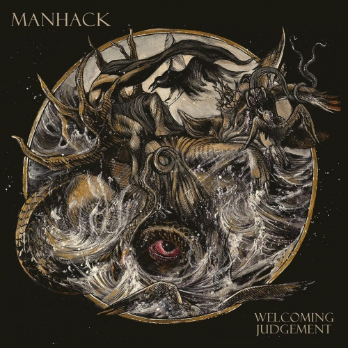 Manhack - Welcoming Judgement (EP) (2017)