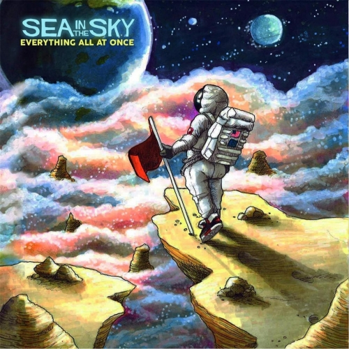 Sea in the Sky - Everything All at Once (2017)