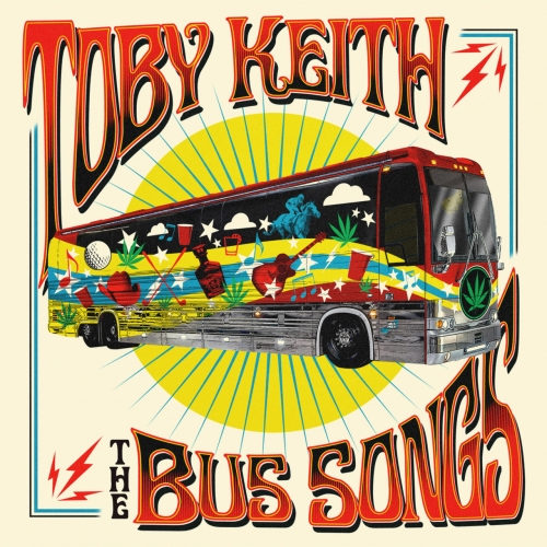Toby Keith - The Bus Songs (2017)