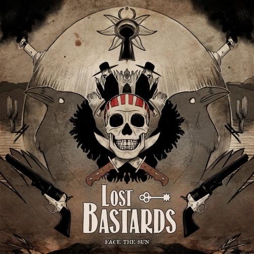 Lost Bastards - Face the Sun (2017)