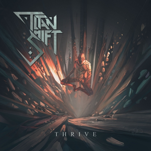 Titan Shift - Thrive (EP) (2017)