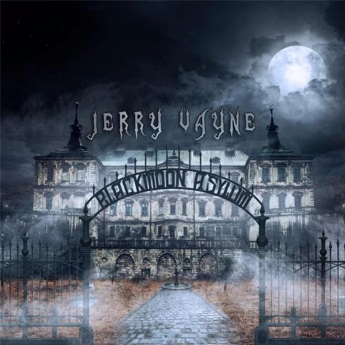 Jerry Vayne - Blackmoon Asylum (2017)
