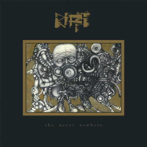 Rifft - The Never Nowhere (EP) (2017)