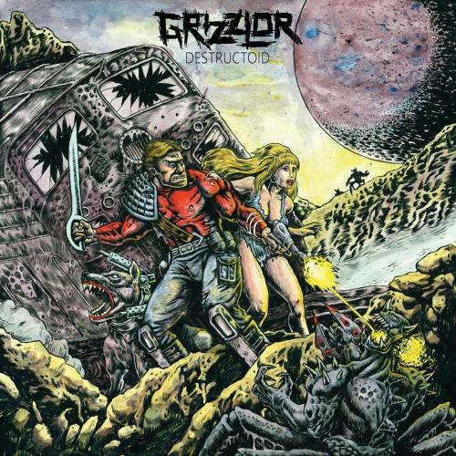 Grizzlor - Destructoid (2017)