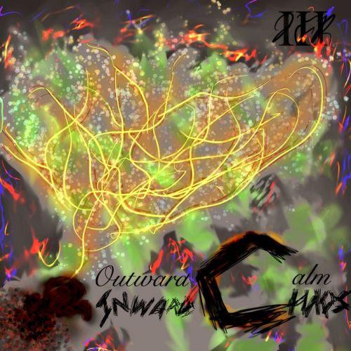 Jackie Frank Russell III - Outward Calm, Inward Chaos (2017)