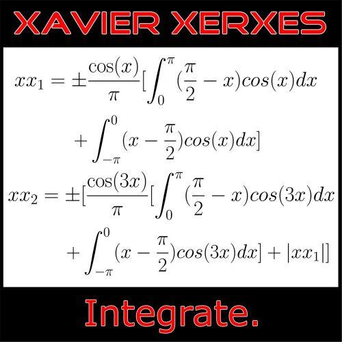 Xavier Xerxes - Integrate (2017)