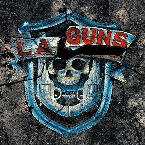 L.A. Guns - The Missing Peace (Japanese Edition) (2017)
