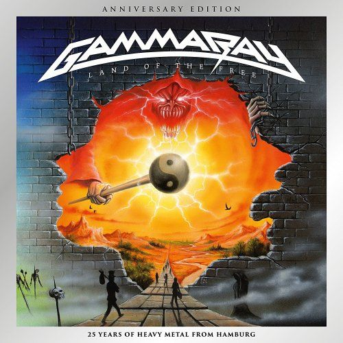 Gamma Ray - Land of the Free (Anniversary Edition) (2017)