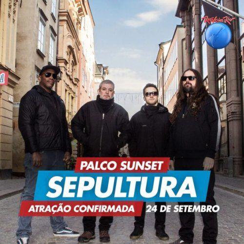 Sepultura - Rock In Rio (2017) (HDTV)