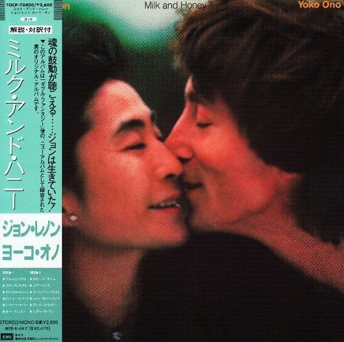 John Lennon & Yoko Ono - Milk And Honey (Japan Edition) (2008)