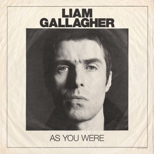 Liam Gallagher - As You Were (Japanese Edition) (2017)