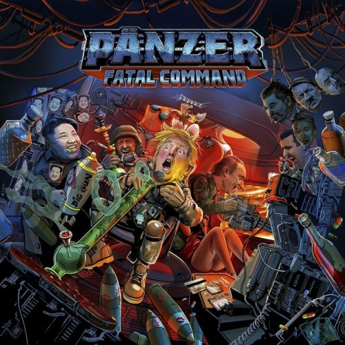 Panzer - Fatal Command [Limited Edition] (2017)