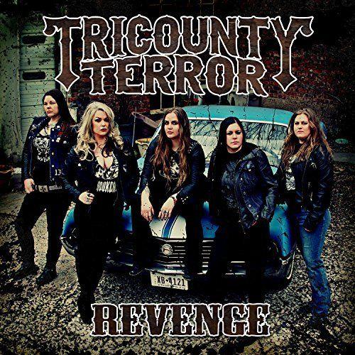 Tricounty Terror - Revenge [EP] (2017)