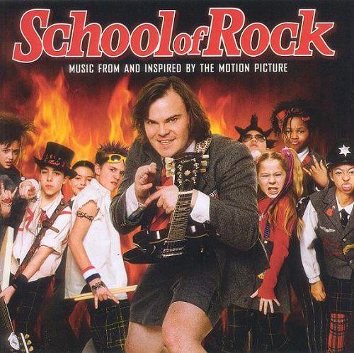 VA - School Of Rock OST (2003)