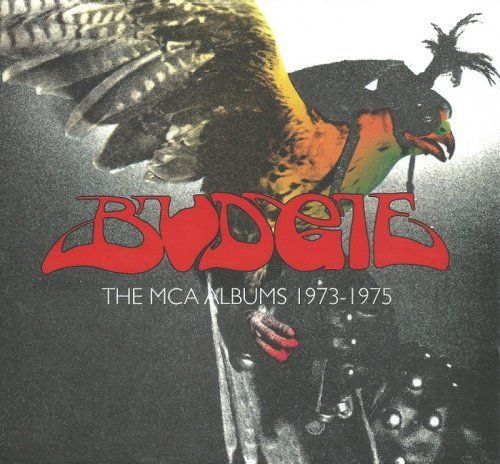 Budgie - The MCA Albums 1973 - 1975 [3CD Box Set] (2016)