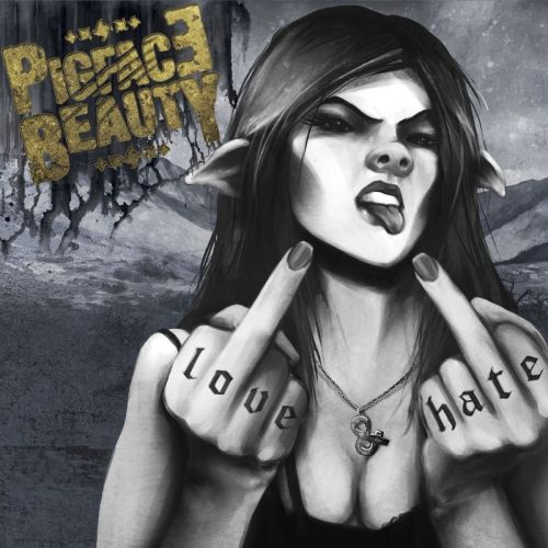 Pigface Beauty - Love & Hate (2017)