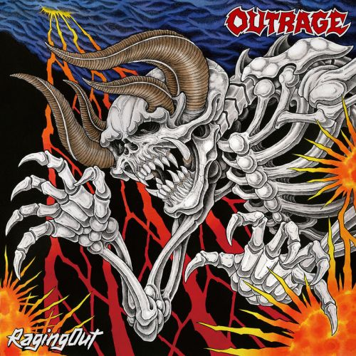 Outrage - Raging Out [Deluxe Edition] (2017)