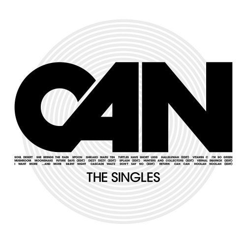 Can - The Singles [Remastered] (2017)