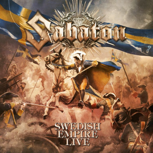 Sabaton - Swedish Empire Live (Earbook 2xDVD9+DVD5) (2013)