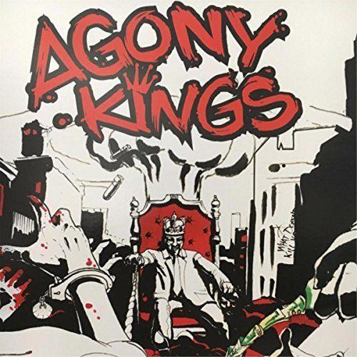 Agony Kings - Agony Kings (2017)