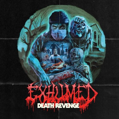 Exhumed - Death Revenge (Deluxe Edition) (2017)