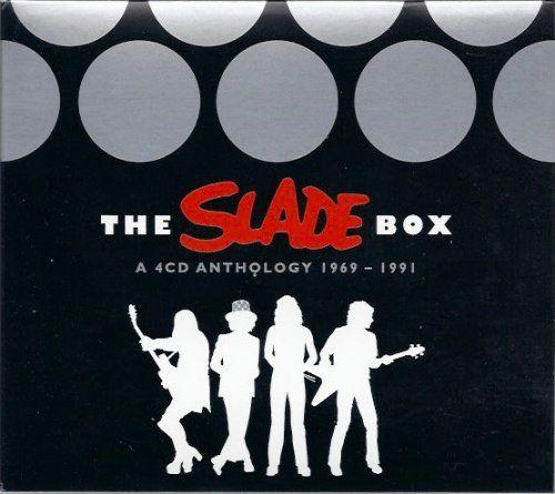 Slade - The Slade Box: A 4CD Anthology 1969-1991 (2011)