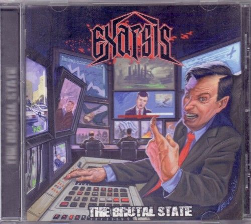 Exarsis - The Brutal State (2013) [Japanese Edition]