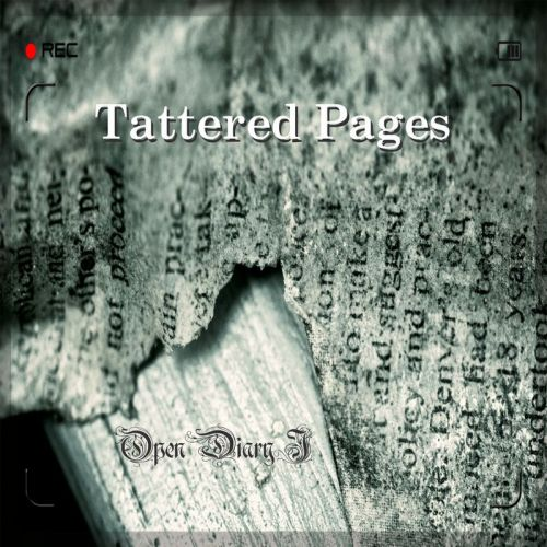 Tattered Pages - Open Diary I (2017)