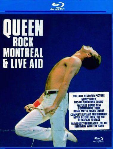 Queen - Rock Montreal (1981/2007) (BDRip)