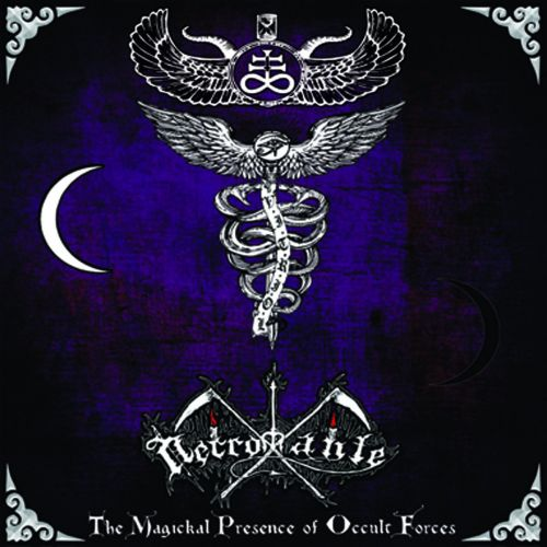 Necromante - The Magickal Presence of Occult Forces (2017)