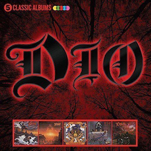 Dio - 5 Classic Albums (2017)