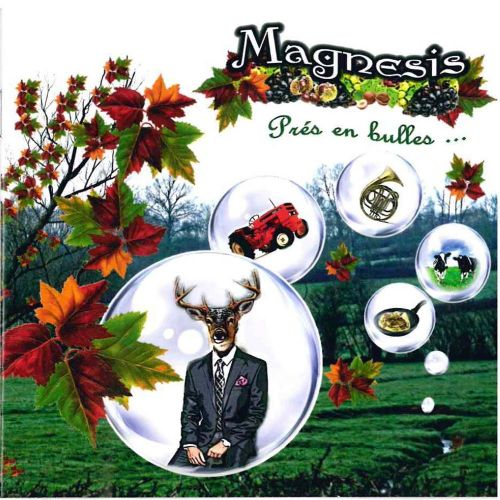 Magnesis - Prés En Bulles (2017)