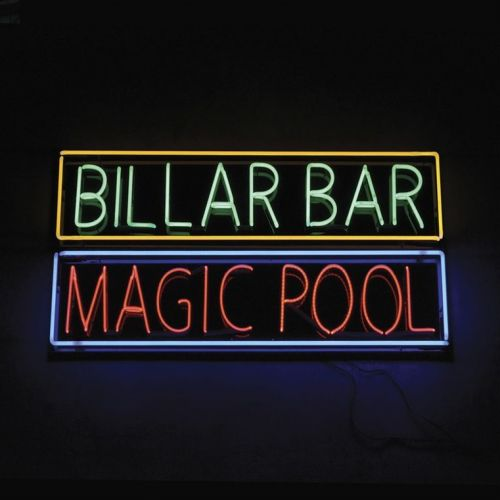 The Volters - Billar Bar Magic Pool (2017)