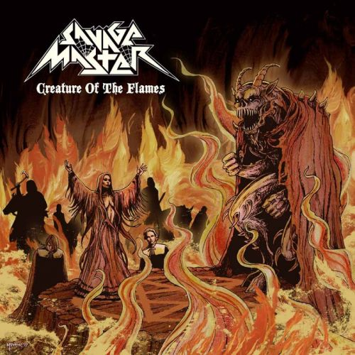 Savage Master - Creature of the Flames (2017)