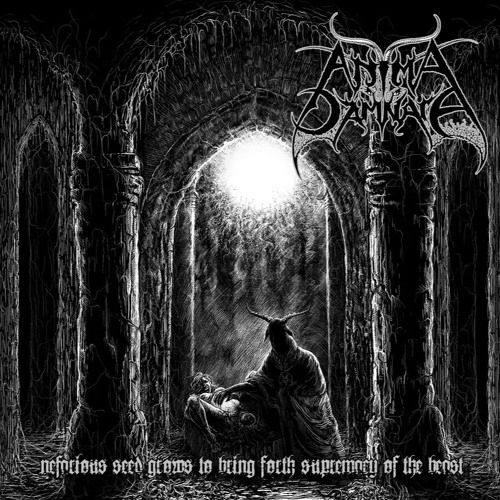 Anima Damnata - Nefarious Seed Grows To Bring Forth Supremacy Of The Beast (2017)