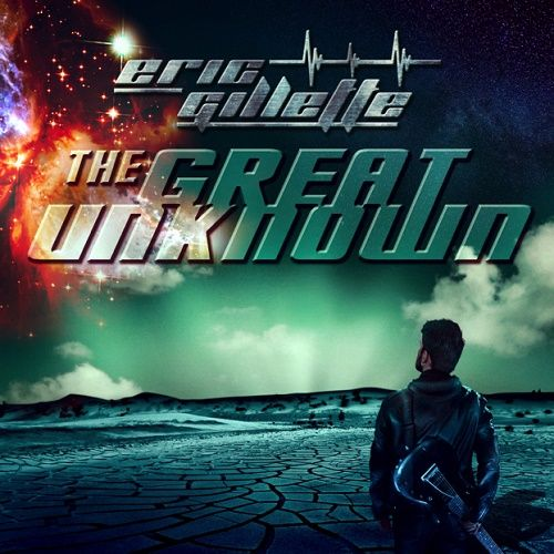 Eric Gillette - The Great Unknown (2016) lossless