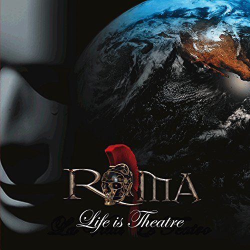 Roma - Life is Theater [EP] (2017)
