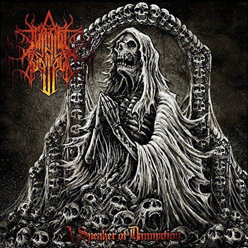 A Scarlet Gospel - A Speaker of Damnation [EP] (2017)