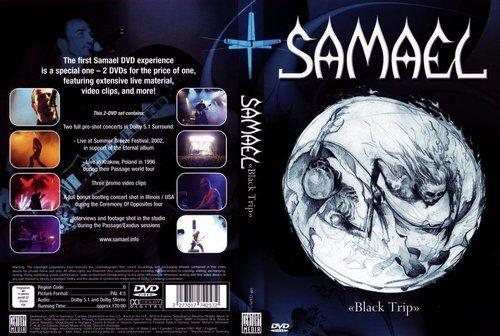 Samael - Black Trip (2003) (2 DVD)
