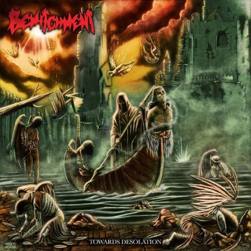 Bewitchment - Towards Desolation (2017)
