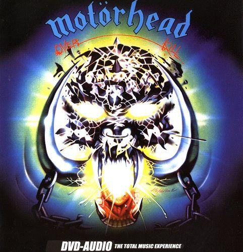 Motorhead - Overkill [DVD-Audio] (2001)
