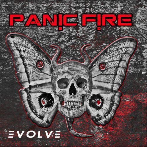 Panic Fire - Evolve (2017)
