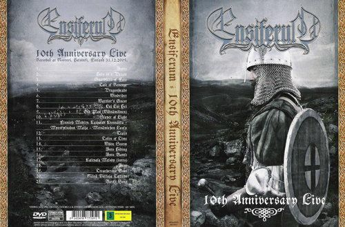 Ensiferum - 10th Anniversary Live (2006) (DVD)