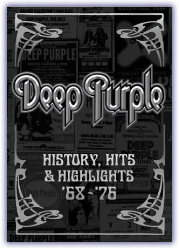 Deep Purple - History, Hits & Highlights'68-'76 (2009) (2 DVDRip)