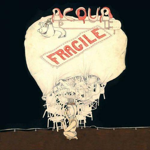 Acqua Fragile - A New Chant (2017)