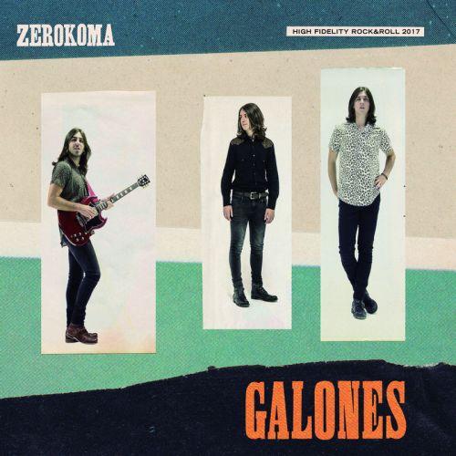 Zerokoma - Galones (2017)